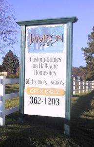 Jamison Park - Apex, NC